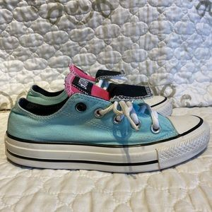 Converse All Start low tops unisex women size 6